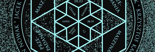 Michał Hyjek, Machine for disappearing – poster (Maszyna do przepadania – plakat)