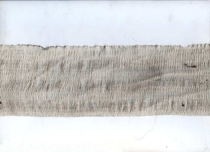 Krzysztof Kaczmar, bandage, detail 4