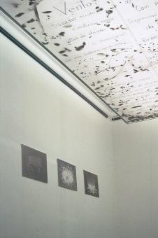 Krzysztof Kaczmar, experiences of the honeydew consciousness, transformed space (transformowana przestrzeń)
