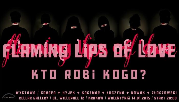 Poster promoting the event by Gosia Łuczyna (plakat promujący wydarzenie autorstwa Gosi Łuczyny)