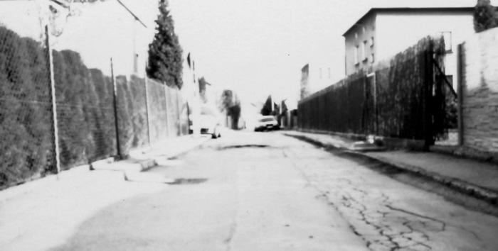 Krzysztof Kaczmar, The tramp of the speeding rooms, street (Tętent mknących pokoi, ulica)